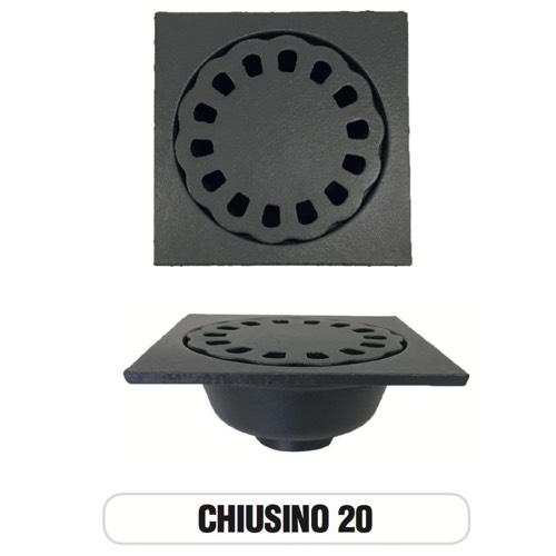 CHIUSINO 20