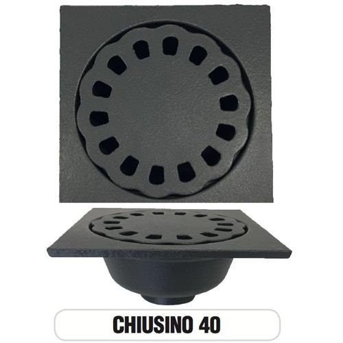 CHIUSINO 40